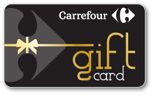 Your Gift Card Carrefour